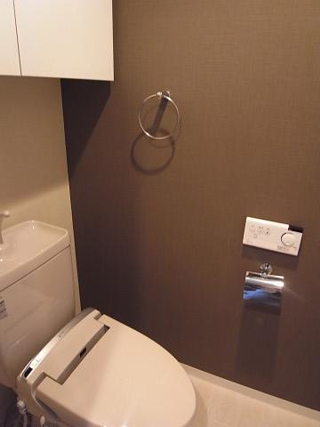 ベイクレストタワー トイレ