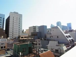 ライオンズタワー上野黒門 眺望